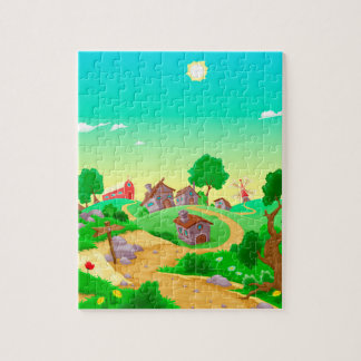 Puzzlespiel des Foto-8x10 mit Geschenkboxen Puzzle