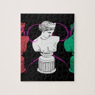 PUZZLESPIEL-Frankreich glendower Kunst Puzzle
