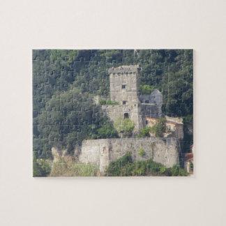 Puzzlespiel--Lerici Schloss Puzzle