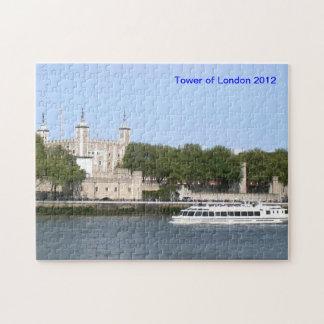 Puzzlespiel Londons 2012 Puzzle