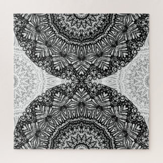 Puzzlespiel-Mandala Mehndi Art G444 Puzzle