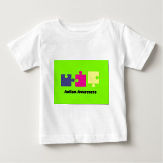 Puzzlespiel-Stück-Baby-Kleidung des Baby T-shirt