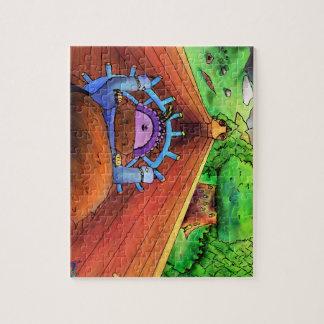 Puzzlespiel TGAOAC Illustrations-9 Puzzle