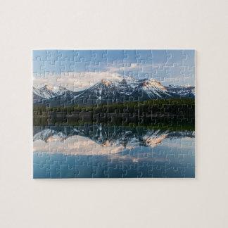 Puzzlespiel von Herbert See, Icefield Allee, Puzzle