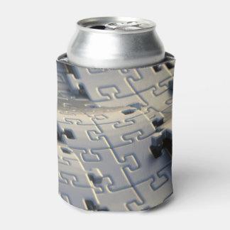 Puzzlespiel-Wellen Dosenkühler