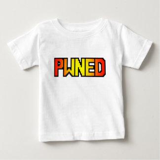 PWNED BABY T-SHIRT