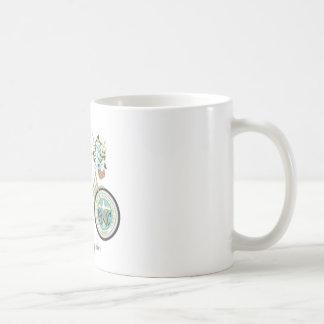 PWOC Fahrrad-Tasse Kaffeetasse