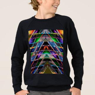 PYRAMIDE - genießen Sie heilendes Energie-Spektrum Sweatshirt