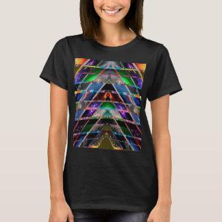 PYRAMIDE - genießen Sie heilendes Energie-Spektrum T-Shirt