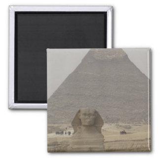 Pyramide Kairos Ägypten/Sphynx Magnet