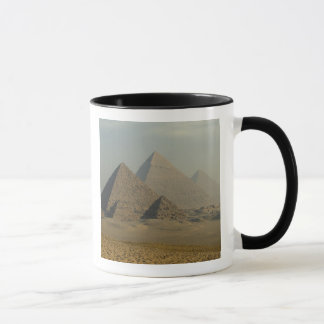 Pyramide-Komplex Ägyptens, Giseh, Giseh, Tasse