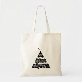 Pyramide-//-Taschen-Tasche Tragetasche