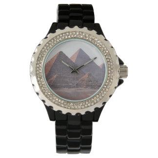 Pyramide-Uhr Uhr