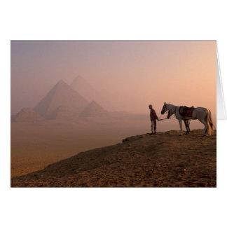 Pyramiden Afrikas, Ägypten, Kairo, Giseh, Giseh an Karte