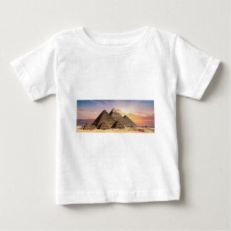 Pyramiden Baby T-shirt