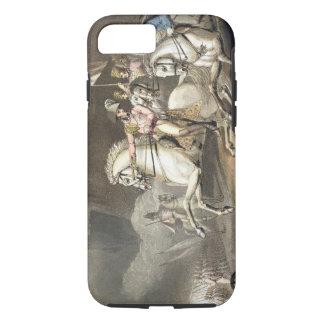 Pyrenäen am 28. Juli 1813 'von den Siegen von t iPhone 8/7 Hülle