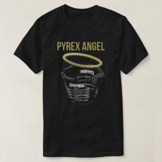 Pyrex Engels-Schwarz-T-Shirt T-Shirt
