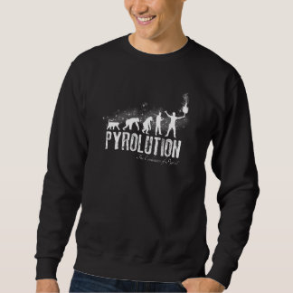 Pyrolution - The Evolution of Pyros Sweatshirt