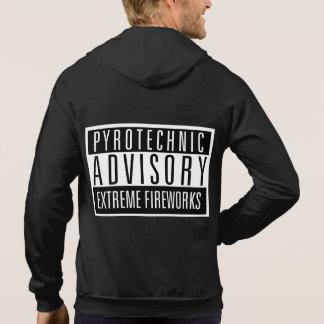 Pyrotechnic Advisory – Extreme Fireworks Kapuzensweatshirts