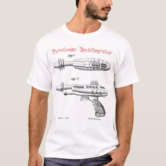Pyrotomic Desintegrator-Pistole T-Shirt