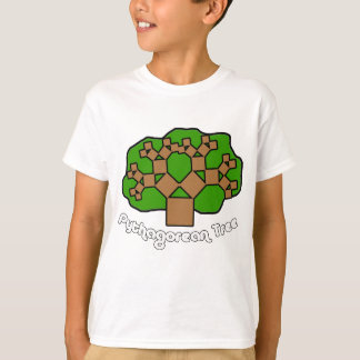 Pythagorean Tree T-Shirt