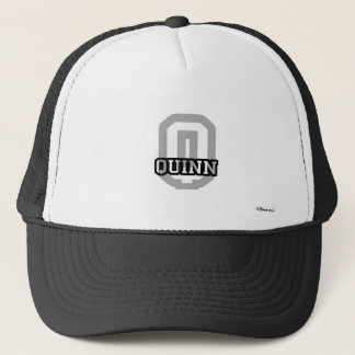 Q ist für Quinn Truckerkappe