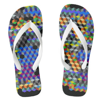 Q-Würfel Flip Flops