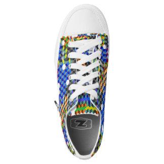 Q-Würfel Niedrig-geschnittene Sneaker