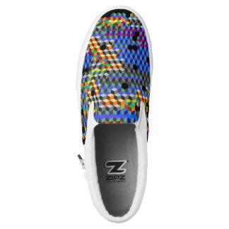 Q-Würfel Slip-On Sneaker