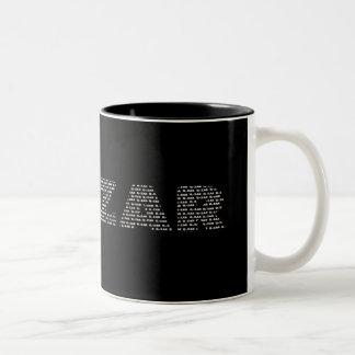 Q-Zar/Q-Zar/Mug Zweifarbige Tasse
