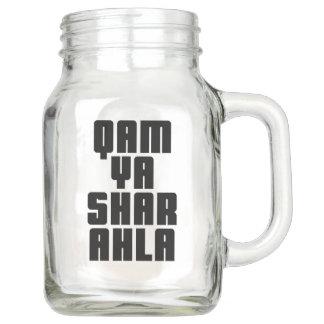 QAM YASHARAHLA TASSE