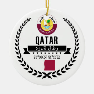 Qatar Keramik Ornament