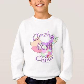 Qinzhou-China Sweatshirt