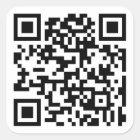 QR Code - Aufkleber