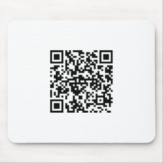 QR-Code Mousepad