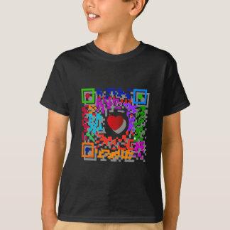 QR-Code T - Shirt