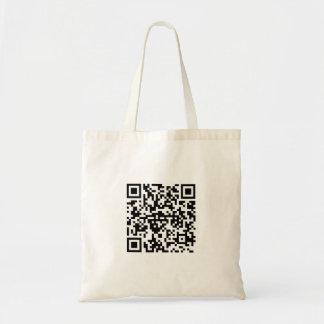 QR-Code Tasche