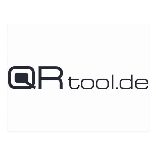 QR-Tool Postkarte