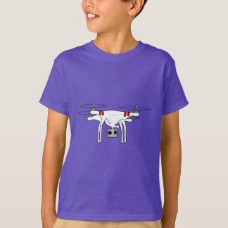 Quadcopter Drohne-Shirt T-Shirt