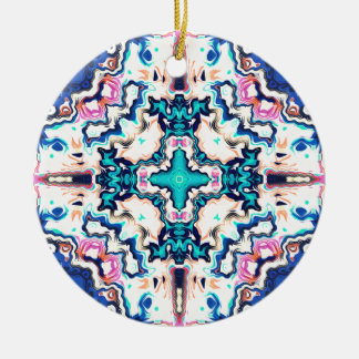 Quadranten Farbe Keramik Ornament