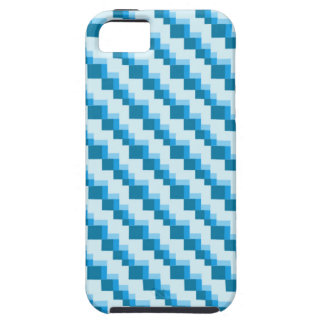 Quadrat-Muster iPhone 5 Schutzhülle