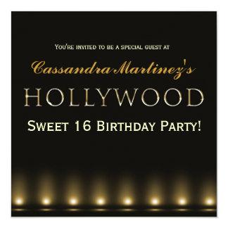 Hollywood Party Einladungen | Zazzle.de, Einladungs