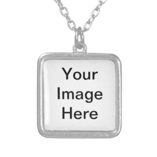 Quadratische Halskette