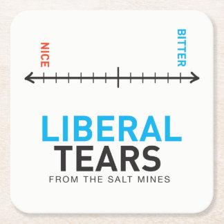 Quadratische Untersetzer Econo - Liberaler