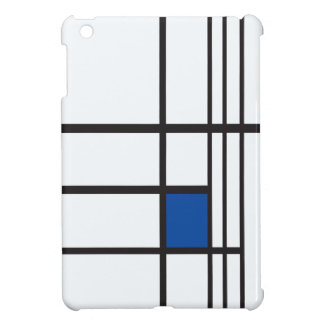 Quadratischer Geschäfte iPad Fall iPad Mini Hülle