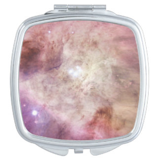 Quadratischer kompakter Spiegel Orions Nebulus Taschenspiegel