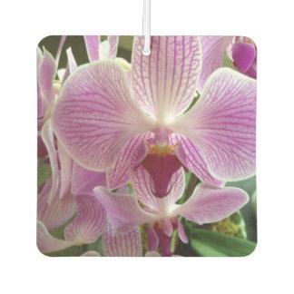 Quadratischer Lavendel-Orchideen-Lufterfrischer Lufterfrischer