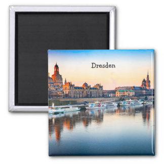 Quadratischer Magnet Dresden