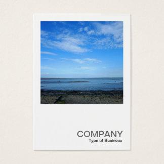 Quadratisches Foto 0332 - Severn Mündung bei Visitenkarte