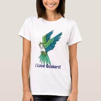 Quäker-Spitze T-Shirt